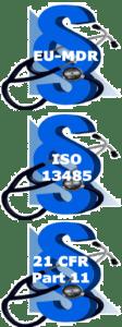 EU-MDR ISO13485 21 CFR